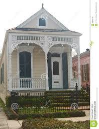 new orleans single shotgun house editorial photo image 56666156