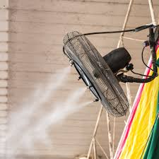 Diy Portable Mister by How Misting Systems And Misting Fans Benefit Your Livestock