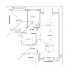 floorplan of a house quintessential laneway house floorplans smallworks ca