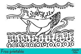 whale coloring page jonesin u0027 for taste