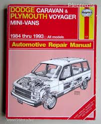 dodge caravan mini ram van plymouth voyager chrysler voyager