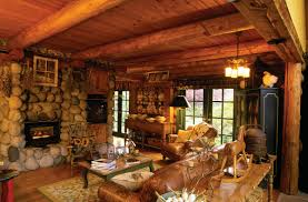 pictures of log home interiors log home interior pictures sixprit decorps