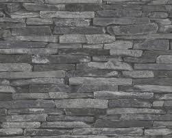 steinwand wohnzimmer mietwohnung haus renovierung mit modernem innenarchitektur steinwand
