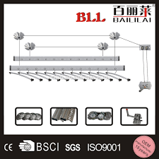 aluminum clothes drying racks suspended ceiling clothes drying