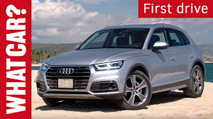 Audi Q5 Suv - audi q5 review 2017 what car
