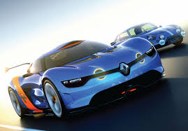 renault alpine renault alpine a 110 50 revealed