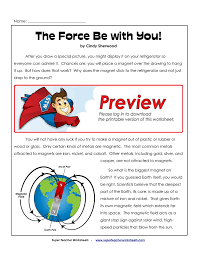 the force be with you super teacher worksheets