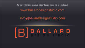 ballard design studio virtual interior design youtube