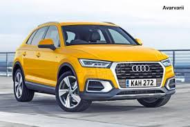 suv audi q3 2018 audi q3 suv spied for the auto express