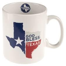 shop home essentials 30oz god bless texas mug