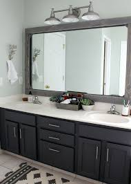 painting bathroom cabinets ideas best 25 painted bathroom cabinets ideas on bathroom