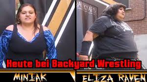 backyard wrestling folge 13 heiße womens action youtube