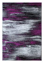 Purple And Black Area Rugs Funky Purple Area Rugs 8 Unique Design Styles Take A Look
