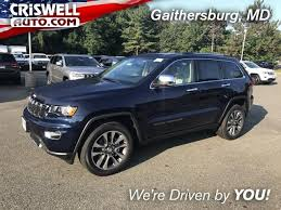 jeep grand true blue pearlcoat true blue pearlcoat 2018 jeep grand limited 4x4 for sale