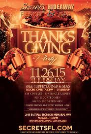 thanksgiving dinner orlando florida lifestyle and