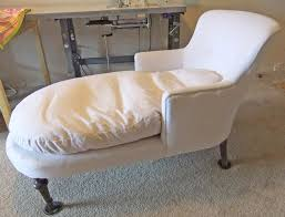 Pink Chaise Lounge Chaise Slipcover The Slipcover Maker
