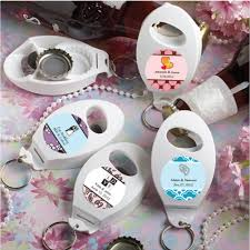 wedding favor keychains 120 personalized bottle opener keychain wedding favors