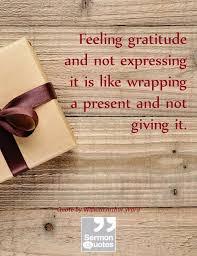 feeling gratitude sermonquotes