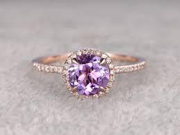 amethyst engagement rings amethyst engagement rings amethyst wedding band bbbgem
