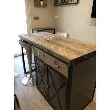 meuble central cuisine meuble ilot central cuisine 12 avec indogate com moderne idees nz