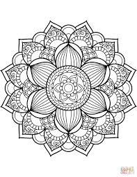 beautiful mandala coloring pages mandalas free coloring pages video groundhog day printables coloring