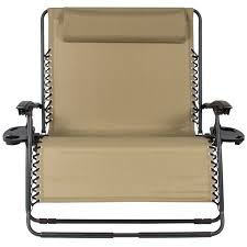 Gravity Chair Replacement Cord Huge Folding 2 Person Gravity Chair Double Wide Patio Lounger With
