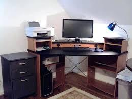 Desk Computers Corner Desk Computer Workstation Compact Corner Desks Image