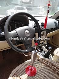 blocco volante auto allineamento delle ruote volante auto serratura e blocco freno