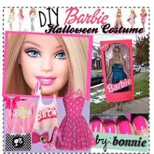 Barbie Costume Halloween Girls Cheerleader Barbie Costume Halloweenie