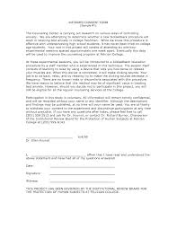 100 letter of consent for research children u0027s