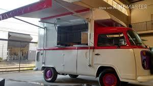 volkswagen kombi food truck kombi food truck para dog youtube
