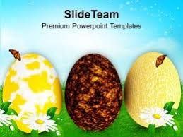 Easter Egg Decorating Ppt by Happy Employee Slide Team
