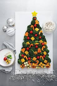 tree veggie tray canadian living