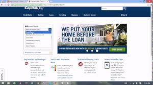 Capital One Venture Business Credit Card Capital One Online Banking Login Sign In Capital One Credit