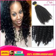 best african american weave hair to buy curly 100 human hair afro kinky curly sew in hair weave virgin human