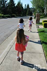 learn through movement reading i spy neighborhood walk mess