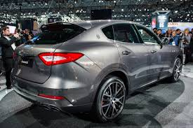 maserati jeep 2017 maserati levante fiat chrysler authority