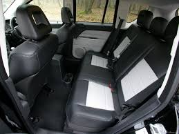 jeep compass limited interior jeep compass uk 2007 picture 26 of 35