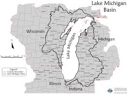 White Lake Michigan Map by Lower Grand Watershed Interactive Tool Wit Water Science