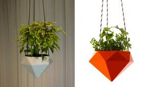 accessories porcelain wall planters porcelain is a geometric wall