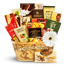 gift baskets canada thank you gift baskets canada business appreciation giftsgourmet