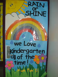 classroom door decorations home decor and design image of rain