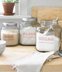 martha stewart kitchen canisters cheap craft ideas inexpensive crafts