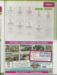 Home Decor Sales Magazines Junebug Furniture U0026 Design Flea Market Style Magazine Best