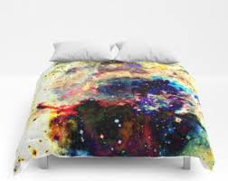 Trippy Comforters Trippy Bedding Etsy