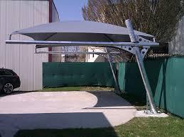 tettoie per auto pensilina reggio emilia realizzazione tettoia metallica