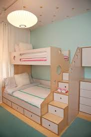 inspired cheap bunk beds with stairs in kids contemporary with