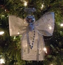 christmas angel craft angel napkin ring angel ornament
