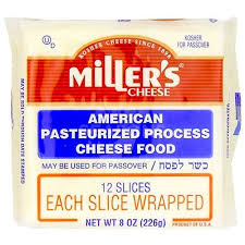 kosher for passover baby food millers american cheese singles 8 oz passover seasonskosher