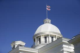 What Is The Flag Of Alabama Contact Kay Ivey Governor Of Alabama